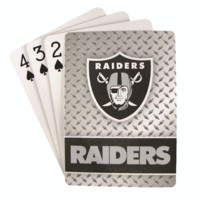 Oakland Raiders Playing Cards
