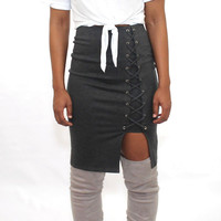 Pin Up Pencil Skirt