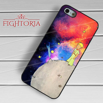 The little prince cover book doodle nebula case -edd for iPhone 4/4S/5/5S/5C/6/6+,samsung S3/S4/S5/S6 Regular/S6 Edge,samsung note 3/4