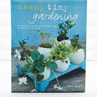 Teeny Tiny Gardening Book - Urban Outfitters