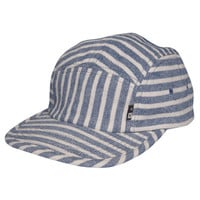 Fourstar: Strident 5 Panel Hat - Navy