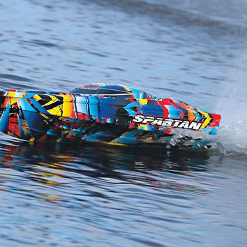 57076-4 - Spartan:  Brushless 36' Race Boat