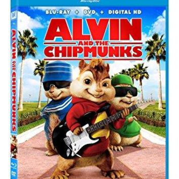 David Cross & Jason Lee - Alvin And The Chipmunks, The Triple Play