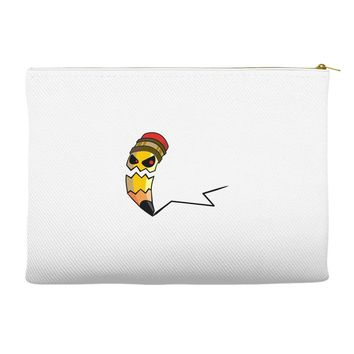 pencil monster Accessory Pouches