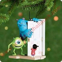 2001 Monsters, Inc. Hallmark Ornament