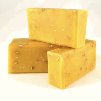 Rosner Soap NY - Lemongrass with Organic Oatmeal- All Natural Essential Oil Soap