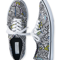 Doodles Low-Top Sneaker