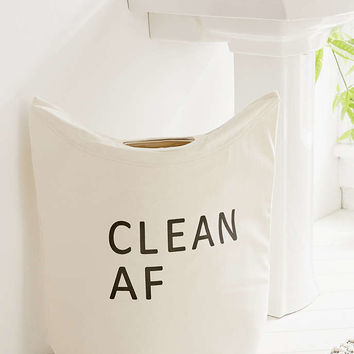 Clean/Dirty AF Hamper - Urban Outfitters