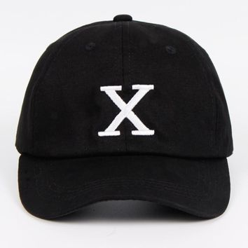 Trendy Winter Jacket Malcolm X Cap Brand Black Dad Hat Custom Unstructured Malcolm Baseball Cap Any Means New Commemorate Hat Men Women Snapback Caps AT_92_12