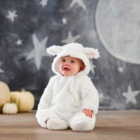 Baby Lamb Costume | Pottery Barn Kids