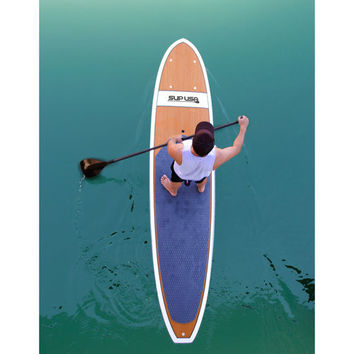 SUP USA 12' Drifter Stand Up Paddle Board Bundle