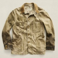Canvas Railroad Jacket
