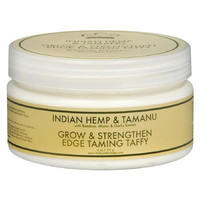 Nubian Heritage Hair Taffy - Grow And Strengthen Edge Taming Indian Hemp And Tamanu - 6 Oz