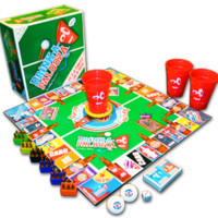 Drink A Palooza Board Game: The PreGame Edition