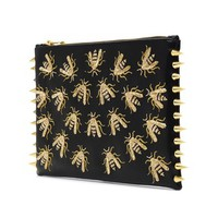 Wasp  GoldBlack  clutch