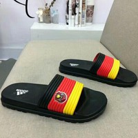 ADIDAS 2018 summer new men's thick-soled fashion personality wearing beach shoes F-A50-XYZ