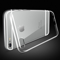 I6 6S Plus Classic Arc ! Original Brand Ultra Thin Crystal Clear Case For Apple iphone 6 6s / Plus  Hard Back Cover For iphone6