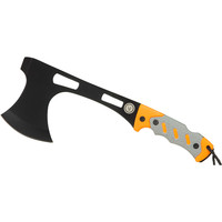 Ultimate Survival Technologies SaberCut Camp Axe Gray/Orange, One