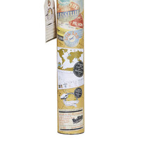Deluxe Travel Edition Scratch Map - Multi