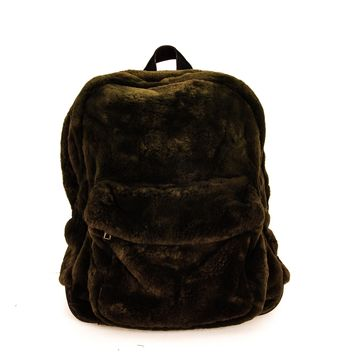Marc Jacobs Beaver Fur Backpack