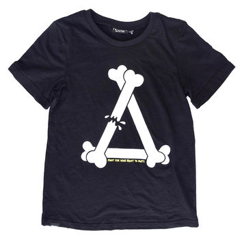 Right to Party Tee - Black