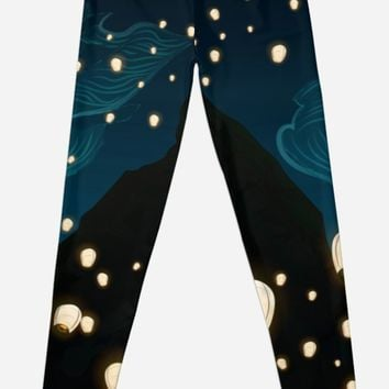 'The Mage' Leggings by noeldelmar