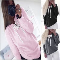 Women's Fashion Winter Long Sleeve Tops [9087827396]
