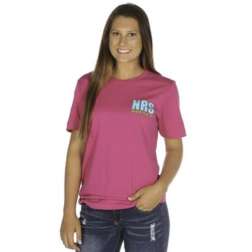 Women's NRS Ranch Berry Tee