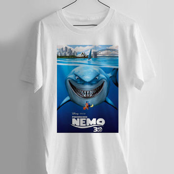 Finding Nemo T-shirt Men, Women Youth and Toddler