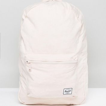 Herschel Supply Co. Daypack in Pale Pink at asos.com