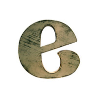 Rustic Wooden Letter E (Pictured In Slate) Home Decor Wooden Letters Wedding Guest Book Kids Room Nursery Photo Prop Cottage Chic