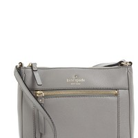 kate spade new york 'cobble hill - deni' leather crossbody bag