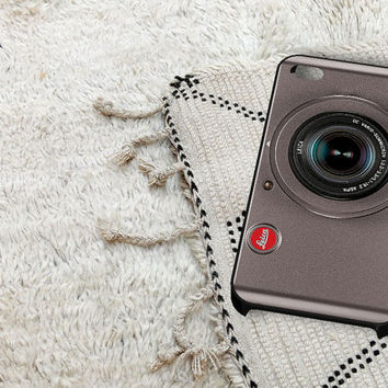 Leica M8 iPhone 5 iPhone 4 / 4S Plastic Hard Case Soft Rubber Case