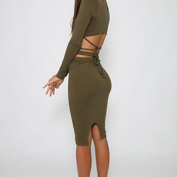 Warpath Set - Khaki