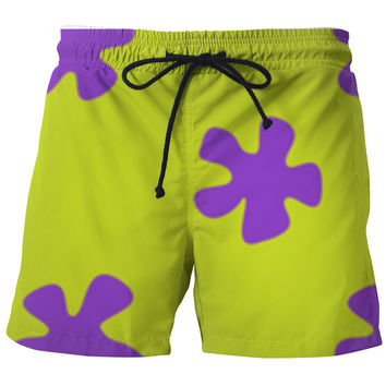 Patrick Star Swim Shorts
