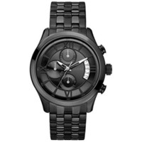 GUESS U17526G1 Roman Numeral Overlay Watch