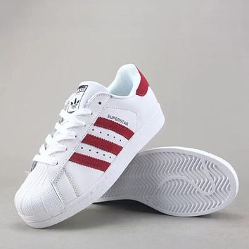 Trendsetter Adidas Superstar J  Women Men Fashion Casual Canvas Shoes