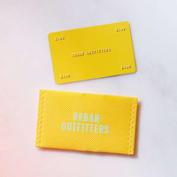 UO Gift Card - $100 | Urban Outfitters