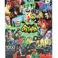 DC Comics Batman Classic TV Series 1000 Piece Jigsaw Puzzle