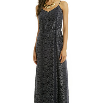 Lilly Pulitzer Arabian Night Sandstorm Maxi