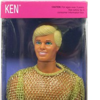 Sun Sensation Ken, Barbie's Boyfriend, in Original Box, 1991
