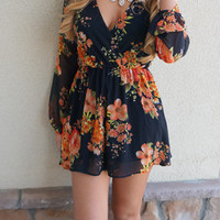 Passport to Paradise Romper