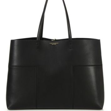 Michael Kors Collection - Large Leather Tote