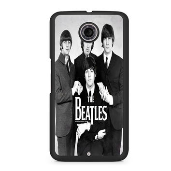 The Beatles Nexus 6 case
