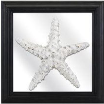 Jetty Starfish and Mirror Wall Decors - Set of 3