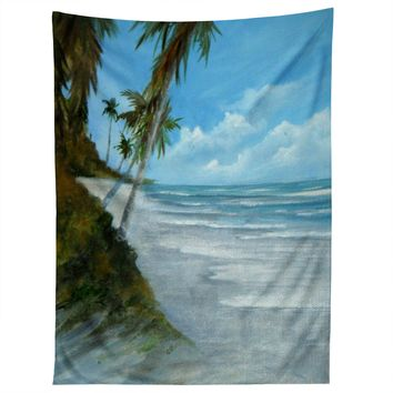 Rosie Brown Shady Spot Tapestry