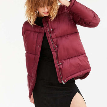 Silence + Noise Storm Puffer Jacket - Urban Outfitters