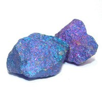 Chalcopyrite - Peacock Ore gemstone meaning