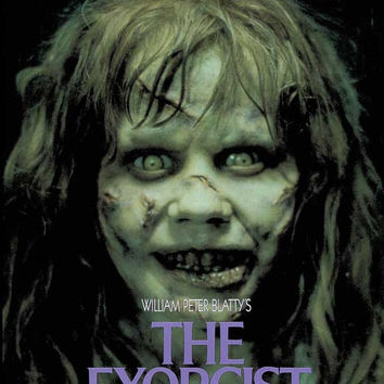 The Exorcist 11x17 Movie Poster (1974)