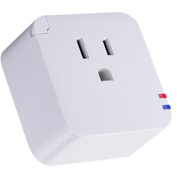 ResetPlug - A smart plug to monitor your WiFi router/modem and reset power if WiFi fails.